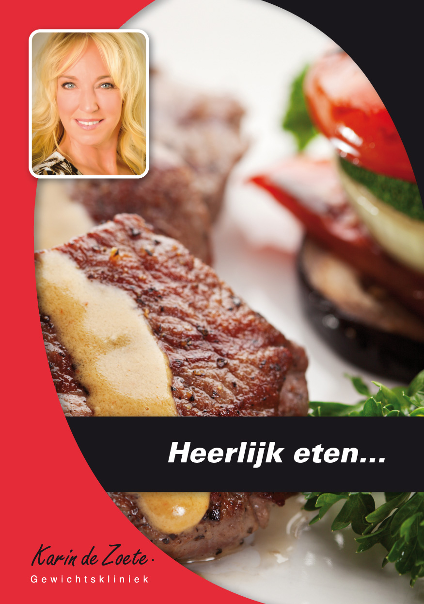 Receptenboek cover